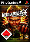Mercenaries 2 - World In Flames (dt.) (Sony PlayStation 2, 2008, DVD-Box)