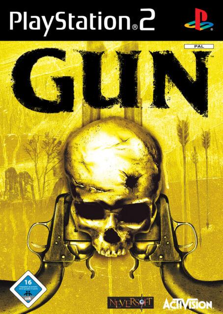 GUN (dt.) (Sony PlayStation 2, 2005, DVD-Box)