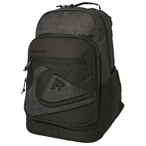 64ff316cceac Quiksilver Schoolie Backpacks - Black for sale online | eBay