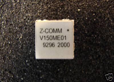 Z-COMM VCO 104MHz-168MHz, V150ME01, MINI-14S