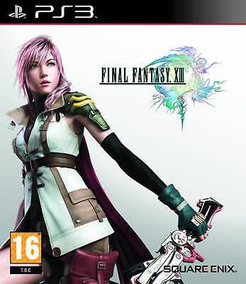 Final Fantasy 13 PS3 *Original Version*