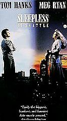 Sleepless in Seattle (VHS, 1993)