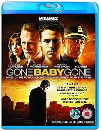Gone Baby Gone (Blu-ray, 2008)  Morgan Freeman, Casey Affleck, Michelle Monaghan