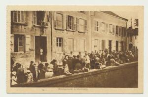 WW1-AK-Wochenmarkt-in-Montmedy