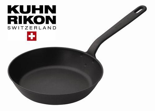KUHN RIKON  Eisen Pfanne Bratpfanne Black Star 36 cm