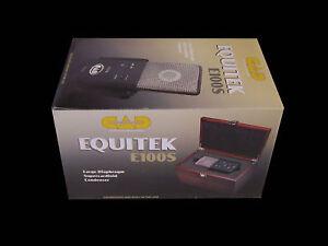 New-CAD-Equitek-E100S-Studio-Condenser-Microphone