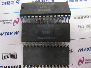 1x-SAA7010-Error-Corrector-For-Compact-Disc
