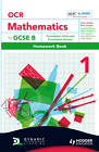 OCR Mathematics for GCSE Specification B: Bk. 1: Homework Book Foundation Initial and Bronze by Michael Handbury, Jean Matthews, Howard Baxter, Mark Patmore, John Jeskins (Paperback, 2010)