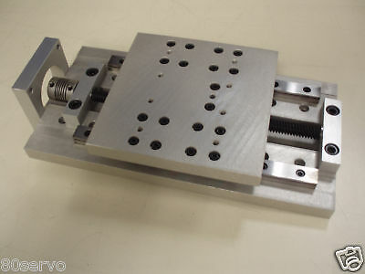 """LINEAR STAGE ACTUATOR TABLE 4"""" TRAVEL"""