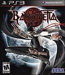Bayonetta (Sony PlayStation 3, 2010) COMPLETE FAST SHIPPING ! SEGA PS3