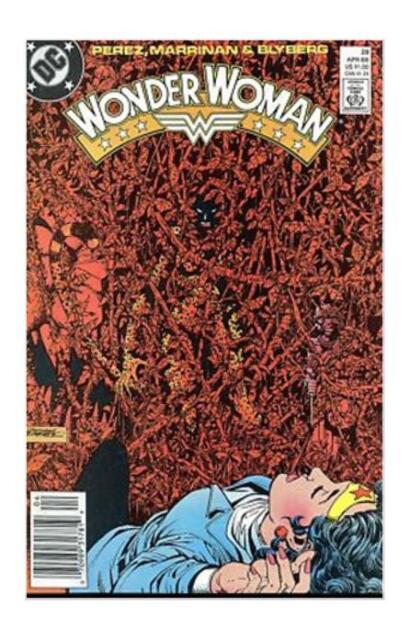 Wonder Woman #29 (Apr 1989, DC)