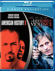 A History of Violence/American History X (Blu-ray Disc, 2011, 2-Disc Set)