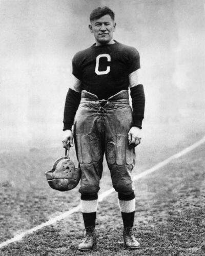 1910s Canton Bulldogs JIM THORPE Glossy 8x10 Photo NFL Football Print Poster