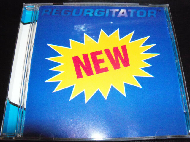 Regurgitator New Ingredients Rare Australian 5 Track CD E.P - Like New