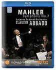 Mahler - Symphony No.7 (Blu-ray, 2011)
