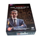 The Thick Of It - Series 1-3 - Complete (DVD, 2010, 6-Disc Set, Box Set)