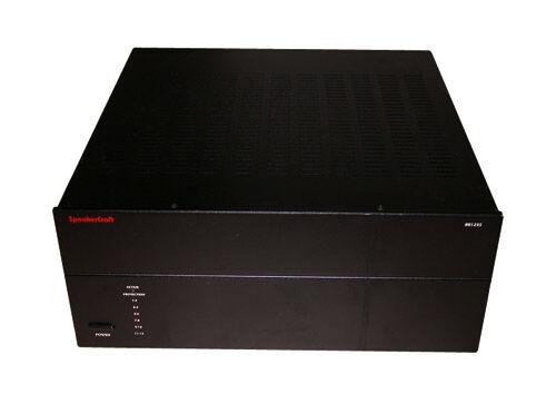 speakercraft bb1235 12 channel power amplifier ebay. Black Bedroom Furniture Sets. Home Design Ideas