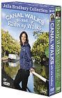 Julia Bradbury - Railway Walks And Canal Walks Collection (DVD, 2011, 2-Disc Set)