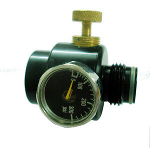 NEW-PAINTBALL-CO2-amp-COMPRESS-AIR-REGULATOR-0-150PSI