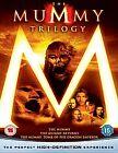 The Mummy / The Mummy Returns / The Mummy - Tomb Of The Dragon Emperor (Blu-ray, 2008, 3-Disc Set, Box Set)