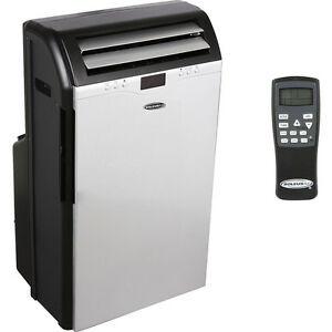 13000 BTU Dual Hose Portable Air Conditioner & Heat Pump ...
