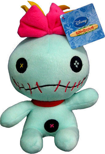DISNEY LILO AND STITCH SCRUMP Plush Soft Cuddly Stuffed Toy Doll Boys Girls Kids
