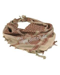 PLO-Halstuch-Schal-Palaestinenser-Shemagh-Coyote-Braun-Camo-Scarf-Headwrap
