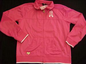 Buccaneers Nwt Bevidsthed Reebok Jakke Xl Bay Tampa Nfl 402015562267 Kvinders Brystkræft 4w8APt