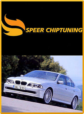 Echtes Chiptuning für alle BMW 520d E39 136PS (OBD-Tuning Kennfeldoptimierung)