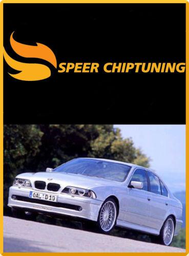 Echtes Chiptuning für alle BMW 520d E39 136PS (OBD-Tuning - Leistungssteigerung)
