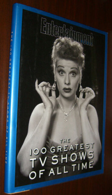 Lucille Ball Lucy 100 Greatest TV Shows of All Time Entertainment Weekly 1998