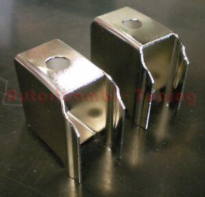 2-Distanziali-Cromati-Paraurti-Anteriori-Posteriori-per-FIAT-500-F-L-R