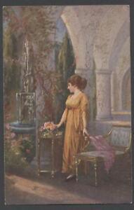 FRANK-In-the-Garden-PC-1918-Donnina-Moda-Fiori-Sedia