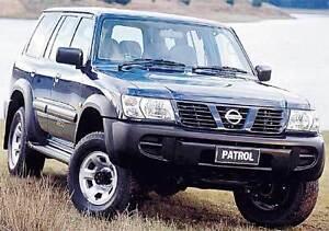 комплектация nissan patrol y61 3.0 2004-2010