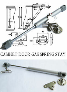 kitchen cabinet jacks 1pc cabinet door lift up hydraulic gas support ebay 18994