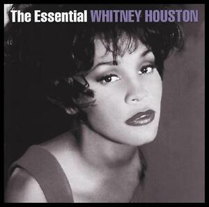 WHITNEY-HOUSTON-2-CD-THE-ESSENTIAL-80s-90s-GREATEST-HITS-BEST-OF-NEW