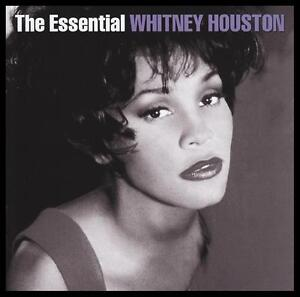 WHITNEY-HOUSTON-2-CD-THE-ESSENTIAL-80-039-s-90-039-s-GREATEST-HITS-BEST-OF-NEW