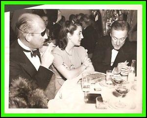 HERBERT-PULITZER-amp-LYTELL-HULL-Original-Agency-Photograph-w-caption-1941