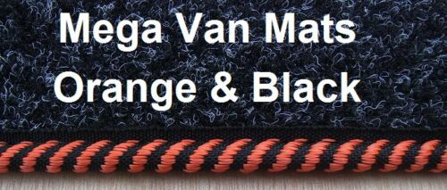 """Cab Mat to Fit The /""""NEW/"""" Ford Transit Custom 2013 onwards  in Anthracite."""