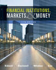 Financial Institutions, Markets, and Money by David S Kidwell (Hardback, 2011)
