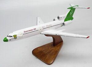 Tu-154-Air-Charter-Airlines-400-Tu154-Airplane-Wood-Model-Big-New