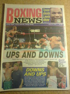 BOXING-NEWS-26-May-2000