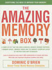 The Amazing Memory Box: Everything You Need to Improve Your Memory by Dominic O'Brien (Kit, 2001)