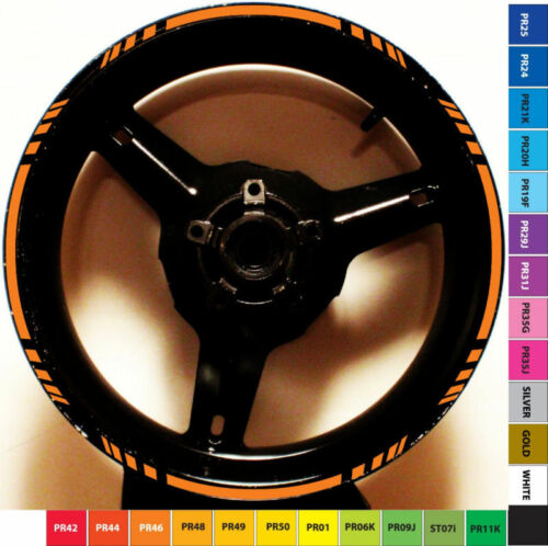 CUSTOM MOTORCYCLE RIM STRIPE WHEEL DECAL TAPE YAMAHA VMAX 17 or 18 INCH STICKER