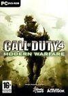 Call of Duty 4: Modern Warfare (PC: Windows, 2007) - European Version