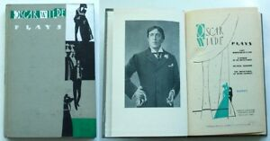 Oscar-Wilde-4-PLAYS-English-published-in-Russia-1961