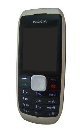 Nokia 1800-Silber Grau (Entsperrt)