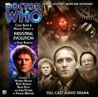 Industrial Evolution by Eddie Robson (CD-Audio, 2011)