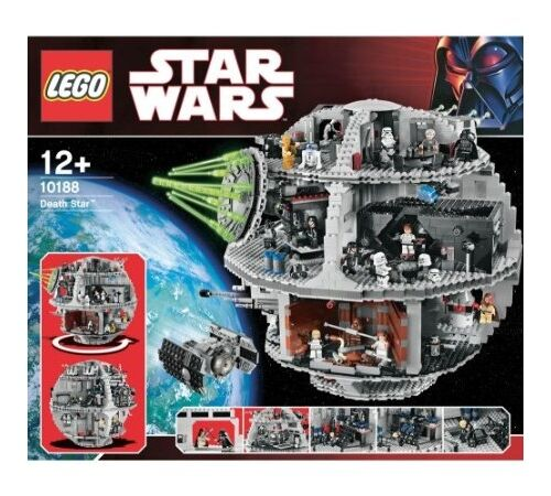 LEGO® Star Wars - - - Todesstern - Death Star - 10188 Set NEU & OVP 48362e