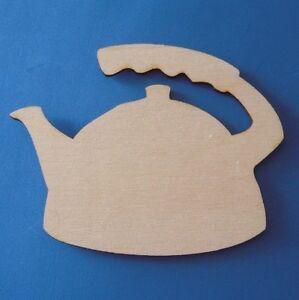 TEA-KETTLE-Unfinished-Wooden-Shape-Cut-Out-TK8233-Crafts-Lindahl-Woodcrafts